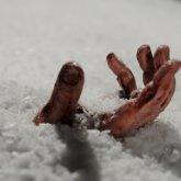 Замерз насмерть. Под Оренбургом нашли тело нарушителя границы