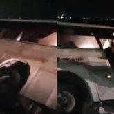 Автобус с 30 пассажирами перевернулся в Павлодарской области