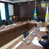 Проект «Дорожной карты» по реализации предвыборной программы партии «Nur Otan» презентовали в Павлодаре