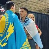 Казах-полицейский из Нью-Йорка вернулся на ринг и выиграл бой в США