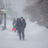 Морозы окрепнут в Казахстане