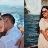 Украинская телеведущая вышла замуж на Мальдивах за казахского бизнесмена