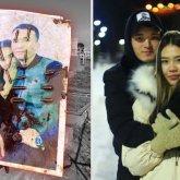 «Мы напуганы»: парень из фотографии на кладбище обратился к казахстанцам