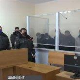 Двух пограничников осудили за кражу скота в Туркестанской области