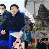 Акима Усть-Каменогорска и олимпийскую чемпионку оштрафовали за отсутствие маски