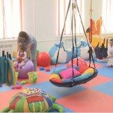 Реабилитационный центр для детей с особыми потребностями открыли в Жанаозене