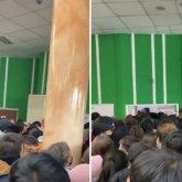 Алматинцы массово ринулись в автоЦОН забирать свои водительские права