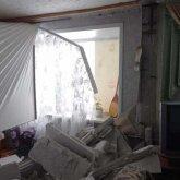 Взрыв снес стену между квартирами в многоэтажке в Лисаковске