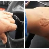 Алматинка укусила водителя автобуса за просьбу надеть маску