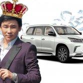 «Потому что я – VIP»: Кайрат Нуртас похвастался новым автомобилем