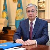 Касым-Жомарт Токаев привился вакциной «Спутник V»