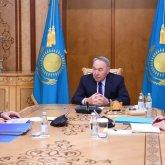 Нурсултан Назарбаев пожелал новому главе «Самрук-Казына» плодотворной и успешной работы