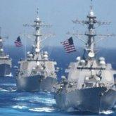 США захотели направить военные корабли к границам России