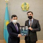 Библиотека Елбасы и Международная Тюркская академия подписали меморандум о сотрудничестве