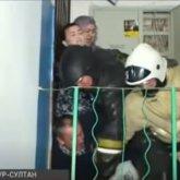 Астанчанин пытался поджечь себя из-за выселения из квартиры