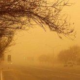 Штормовое предупреждение объявлено в Шымкенте и 10 регионах Казахстана