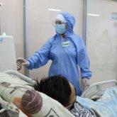 Число больных коронавирусом продолжает расти в Казахстане