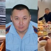 Засветившийся в скандальном видео экс-начальник криминальной полиции Алматы возглавил управление