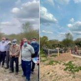 «Мест нет»: чем закончился скандал из-за кладбища в селе Карабулак?