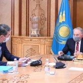 Нурсултан Назарбаев: Необходимо и дальше проводить анализ по всем аспектам нацбезопасности