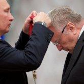 Владимира Жириновского наградили орденом