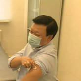 Алексей Цой рассказал о побочном эффекте после своей вакцинации