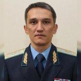Асет Чиндалиев назначен заместителем генерального прокурора РК