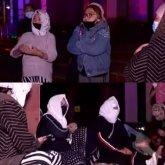 Протестующие многодетные матери ночевали перед акиматом Шымкента