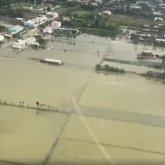 Наводнение в Туркестанской области: Узбекистан озвучил причины прорыва дамбы