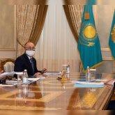 Касым-Жомарту Токаеву доложили о принимаемых мерах по профилактике межэтнической напряженности