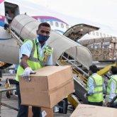 Казахстан доставил гуманитарную помощь в Индию