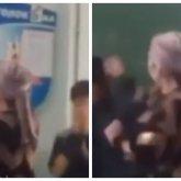 «Шапалак со скоростью света»: видео избиения учеников педагогом появилось в Сети