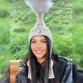 «Я дома»: бывшая возлюбленная Тимати прилетела в Алматы