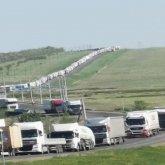 Скопление более 350 фур на границе сРоссией: в КГД дали пояснения