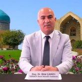 Заместитель генерального секретаря ТЮРКСОЙ Билаль Чакыджи предложил поставить памятник Нурсултану Назарбаеву в Туркестане