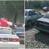 Полиция задержала участников видео кортежа выпускников: за рулем были несовершеннолетние