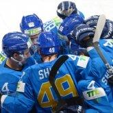 Казахстанская сборная сенсационно победила Германию на чемпионате мира по хоккею