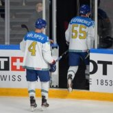 Сборная Казахстана проиграла Норвегии на чемпионате мира по хоккею