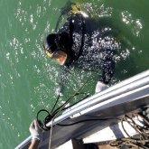 Тело мужчины нашли в озере Сайран