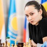 Казахстанская шахматистка победила на этапе Гран-при FIDE в Гибралтаре