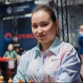 Президент поздравил казахстанскую шахматистку с победой на Гран-при FIDE