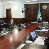 Премьер РК провел заседание проектного офиса по вопросам предпринимательства