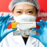 Когда казахстанцев начнут прививать китайской вакциной CoronaVac