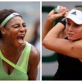 «Это было потрясающе». Казахстанская теннисистка победила Серену Уильямс на «Ролан Гаррос»