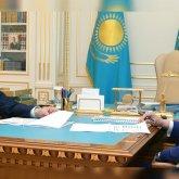 Касым-Жомарт Токаев поручил остановить рост цен на продукты и стройматериалы