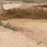 Мощный сель вновь сошел в Алматинской области