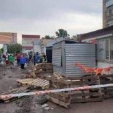 Мужчина погиб у входа в магазин в Караганде: названа причина
