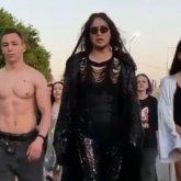 «Князя тьмы» со свитой задержали полицейские в Павлодаре