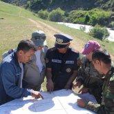 Спецгруппа из Алматы отправилась на поиски пропавших в Туркестанской области студентов