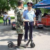 Электросамокатам категорически запрещено ездить по дорогам, это будет пресекаться – Ерлан Тургумбаев